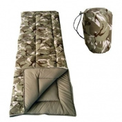 Sunncamp Junior Camouflage Sleeping Bag