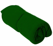 Stansport Sof-Fleece Sleeping Bag, Green