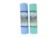 Lightweight EVA Foam Camping, Sleeping, Picnic, Exercise, Yoga Roll Up Mat , Pad 180cm x 50cm x 8mm With Elastic Straps