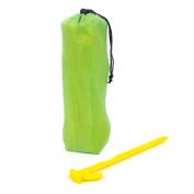 Yellowstone 20cm Plastic Pegs - Yellow , 20 cm
