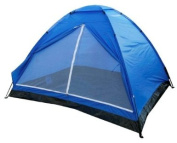 Yellowstone 2 Person Tent - Blue, 200x120x100 cm