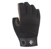 Black Diamond Crag Half-Finger Climbing gloves black black