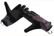 Camp Start Climbing gloves full fingers glove red/black