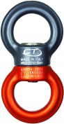 Climbing Technology Twister titanium/lobster orange/grey
