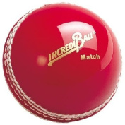 New Incrediball Match Training Practise Stitched Seam Coaching Cricket Ball
