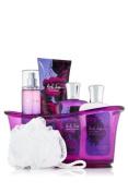 Bath & Body Works Splish Splash Gift Set Dark Kiss