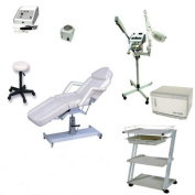 Sapphire Package Spa Equipment Package