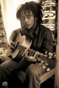 Bob Marley - Sepia - Maxi Poster - 61 cm x 91.5 cm