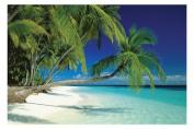 Maldives Beach - Maxi Poster - 61 cm x 91.5 cm
