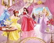 Walltastic 2.4m x 3m Fairy Princess Wallpaper Mural