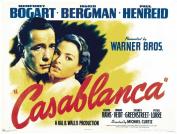 "Empire 555540 Film Poster Horizontal Print 99 x 68 cm ""Casablanca"""