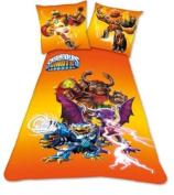Skylanders Giants Single Duvet Set Panel Print