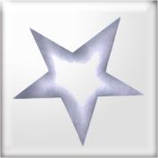 The Stencil Studio Large Star Reusable Stencil - A4 Size