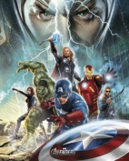 The Avengers Power Mini Poster 40x50cm