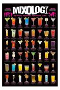 Empire 330536 Fun Mixology Cocktail Poster Prints 61 cm x 91.5 cm