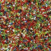 Toho - 10g Toho Seed Beads Masquerade Bugle Mix 3mm