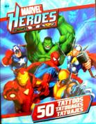 Marvel Tattoos Hero Edition