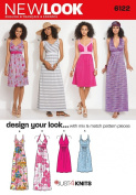 New Look Sewing Pattern - Misses' Dress Sizes