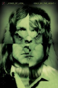 Kings Of Leon KOL Only By The Night Green Large Music Poster 61 by 91.5cm