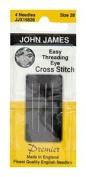 Size 28 Easy Thread Cross Stitch Needles