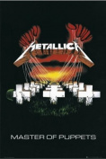 METALLICA - MASTER OF PUPPETS - MAXI POSTER - 91CM X 61CM