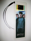 HARRY POTTER 3 (Prisoner of Azkaban)Movie Memorabilia Film Cell Bookmark