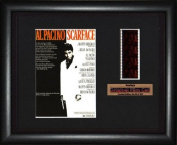 Scarface - Framed filmcell picture