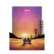 Drive Poster Art Print by Matt Ferguson