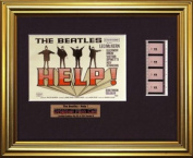 The Beatles - Help ! - Framed filmcell picture
