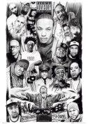 GB eye Ltd, Rap Gods 2, Maxi Poster, (61x91.5cm) LP0884