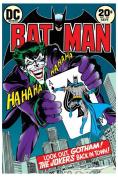 Empire 331151 Batman Joker Back In Town Film Poster 61 cm x 91.5 cm