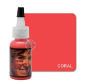 Coral LIP Permanent Makeup Pigment Cosmetic Tattoo Ink 1/60ml