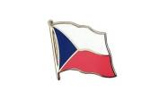 Czech Republic Flag, czech Flag Lapel Pin Badge, 1.9cm x 1.9cm , MaxFlags®