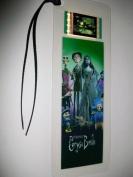 CORPSE BRIDE Tim Burton Film Cell Bookmark