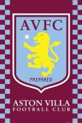 Aston Villa FC Club Crest Maxi Poster 61x91.5cm