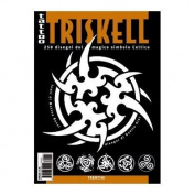 Tattoo Book of Various Celtic Tribal Design Illustrations / Tattoo Flash Book Books / Tattoo Flash Art