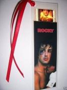 ROCKY Sylvester Stallone Movie Memorabilia Film Cell Bookmark