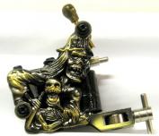 Craved Tattoo Machine Guns Low Noice Antique Style Tattoo Gun T736