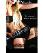 Skyn couture dress to kill pistol body art tattoos - 3 sheets