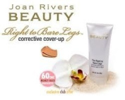 Joan Rivers As Seen on TV The Right To Bare Legs TAN CONCEALER Corerctive Cover-up Tattos Scars Stretch Marks Vericose Veins Age Spots Spider Veins Bruises