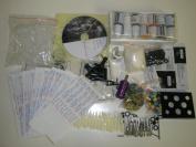 E Onsale Ordertattoo Simple Tattoo Kit with 100 Needles Gun Inks Tattoo Accessories SK100