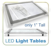 Ultra Thin LED Tattoo Tracing Graphing Light Box -Size A4-