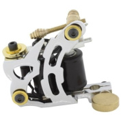 ELITE Custom Drilled Chrome Precision Tattoo Machine