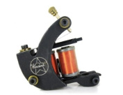VC Collection SILVER SERIES SHADER Dual 8-Wrap Coil Tattoo Machine Supply