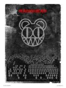 Radiohead Pop Art Print Poster by Wig