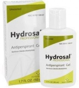 Hydrosal Professional Antiperspirant Gel