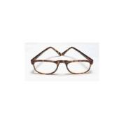 Glasses-Reading 2.25 power,0.5 Eye PlasticTort Wi