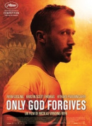 ONLY GOD FORGIVES - RYAN GOSLING - FRENCH MOVIE FILM WALL POSTER - 30CM X 43CM