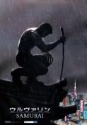 THE WOLVERINE - HUGH JACKMAN - JAPANESE MOVIE FILM WALL POSTER - 30CM X 43CM