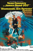 James Bond (Diamonds are Forever) - Maxi Poster - 61cm x 91.5cm